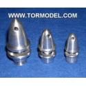 Adaptador Helice 6mm Aluminio con cono