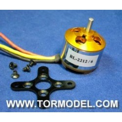 Motor Brushless A2212/10 1400 KV