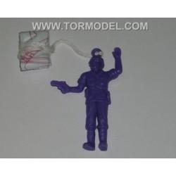 Muñeco paracaidista