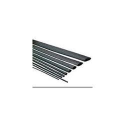 Funda termoretráctil de 1mm Negro