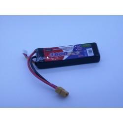 Bateria Lipo 1600mAh 11.1v (3S) 20C