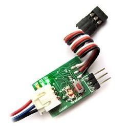 Protector de baterias LiPo 2S para coches electricos