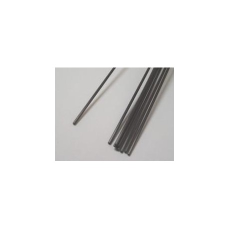 Varilla carbono 1,2mm X 1000mm.