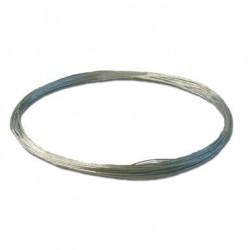 Cable acero trenzado de 0.40mm - 5 metros