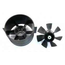 Turbina EDF 102 x H102mm PRO