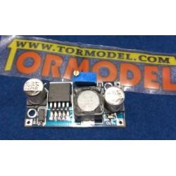 Regulador de Voltaje - Entrada: 3-35V. Salida: 1.2-30V.