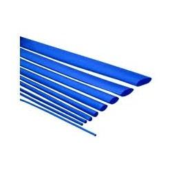 Funda termoretráctil de 3mm Azul