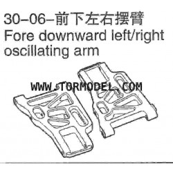 VH-30 06 Fore downward left/right oscillating arm