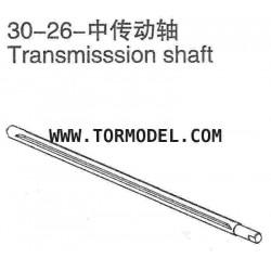 VH-30 26 Transmission shaft