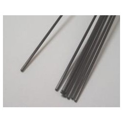 Varilla carbono 2,5mm X 1000mm.