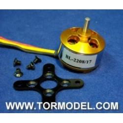 Motor Brushless A2208/12 1800 KV