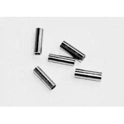 Cierre Cable acero 3x5mm - 5 unidades
