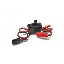 Interruptor de receptor con JST