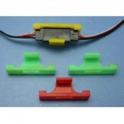 Clip seguridad para conector de servo modelo V