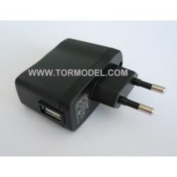 Adaptador 220V a USB