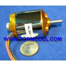 Motor Brushless A2826/5 840 KV