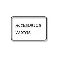 Accesorios varios