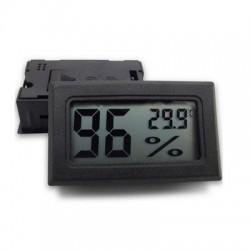 Termohigrometro LCD digital