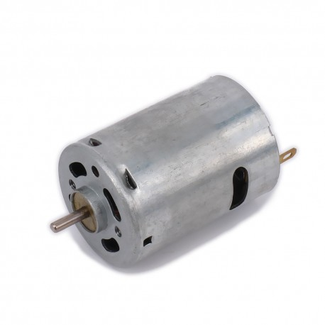 Motor escobillas Permax 400 6V