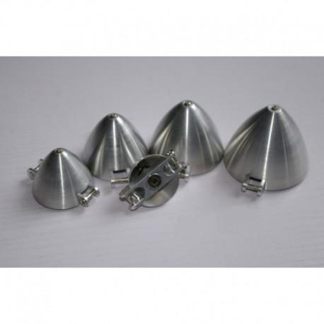 Cono aluminio para helices plegables 40mm Eje 4mm