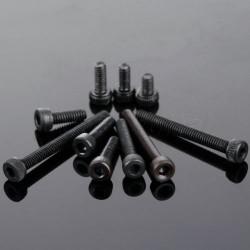 Tornillo allen M2,5 X 12mm. - 5 unidades