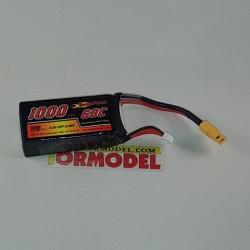 Bateria Lipo Desire Power 1000mAh 14.8v (4S) 60C