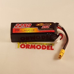 Bateria Lipo Desire Power 2250mAh 14.8v (3S) 35C
