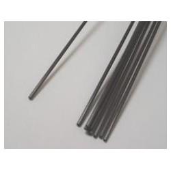 Varilla carbono 0.5mm X 1000mm.