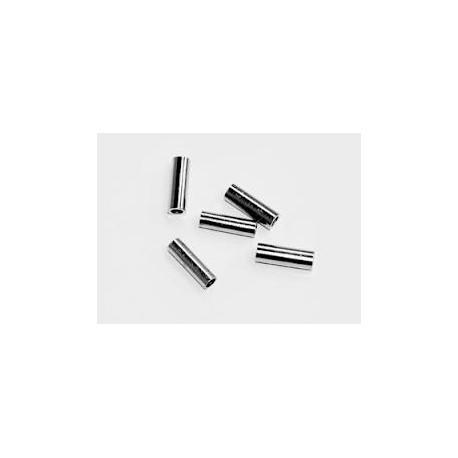 Cierre Cable acero de 1mm - 5 unidades