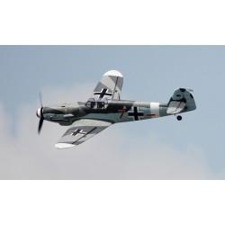 Messerschmitt BF-109 PnP - con tren retráctil (Dynam)