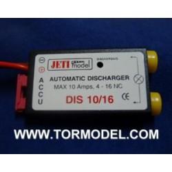 Descargador de baterias NiCD