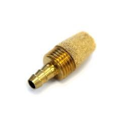 Pendulo deposito combustible de Bronce D10xM10xD5xL25