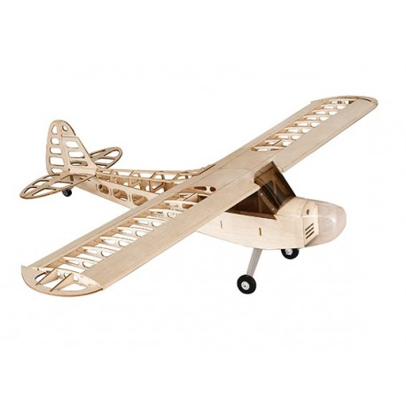 Kit de montaje J3 Balsa - 1180mm