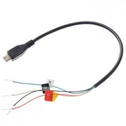 Cable USB Video con alimentacion para camaras HD1080 y GoPro