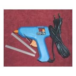 Pistola termofusible 10W