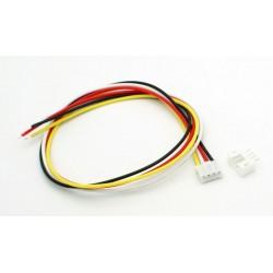 Conector de 4 pins Macho/Hembra para Tx video