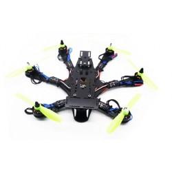 Hexacopter de carreras RD290 con motores Brushless - PnP