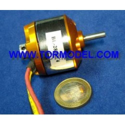 Motor Brushless A2814/6 1400 KV