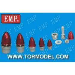 Adaptador Helice 10mm con mordaza EMP
