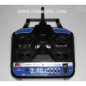 Emisora 2,4 Ghz 4 Canales con receptor