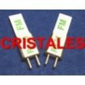 Cristales RX Dual