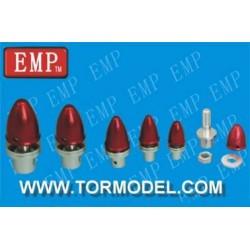 Adaptador Helice 10mm con tornillo EMP