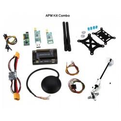 APM 2.6 con GPS NEO 6M y Telemetria 433Mhz