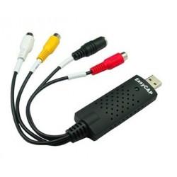 Capturadora de Video y Audio USB