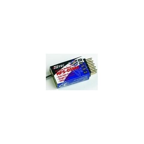 Receptor Hitec HFS-05MS 72 MHz
