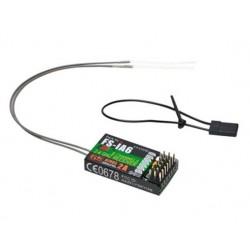 Receptor 6 ch. 2.4Ghz para FlySky FS-i6