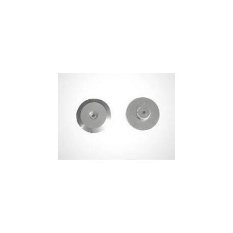 Placa de freno (2 PCS)