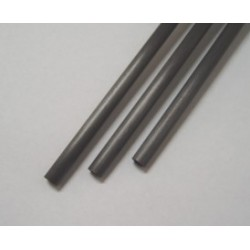 Tubo de carbono 3mm X 1000mm.