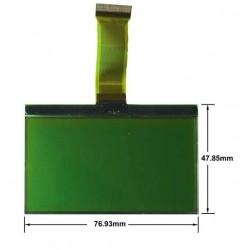 Pantalla LCD para las emisoras FlySky FS-TH9X-B