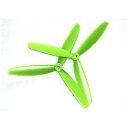 Helice Tripala 9x4.5 Verdes - Pareja